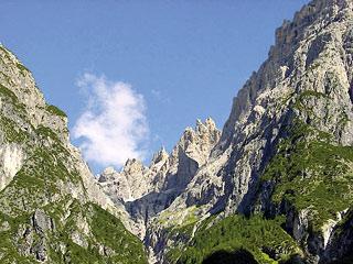 La Val de Stalàta dal Pian de le Salère