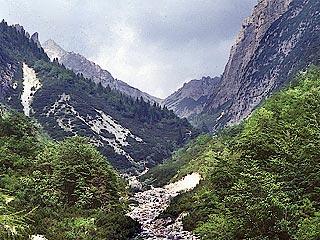 la bassa Val de Santa Maria