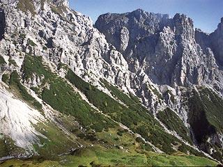 L'Alta Val dei Fràssin)